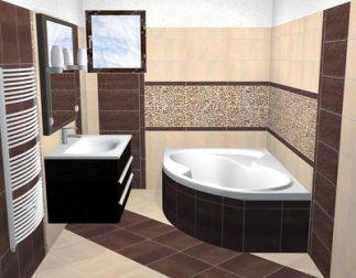 Fürdőszobák burkolása