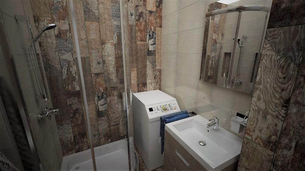 Terrakotta Csempecentrum - Panel fürdőszoba felújítás