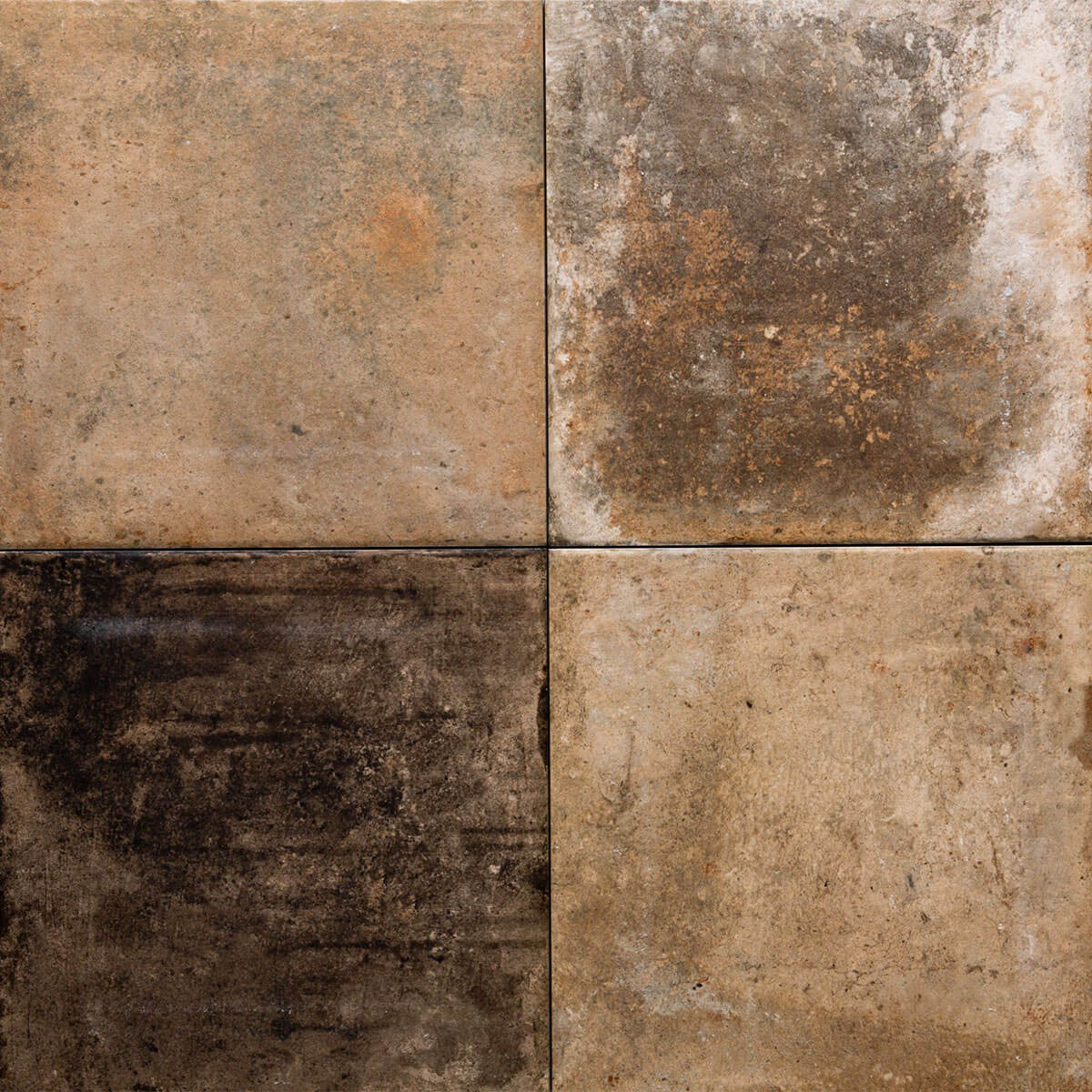 TERRE NUOVE BROWN 30X30