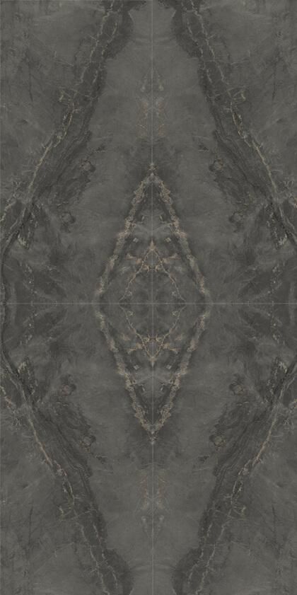 BOOK MATCH BLACK RETT. LEV. 60X120