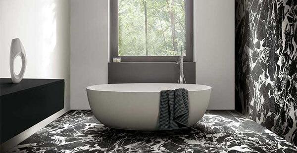 B&W Marble termékcsalád (Floor Gres)