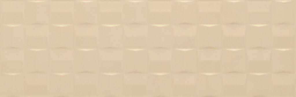 POTTERY CHAMPAGNE STRUTTURA CUBE 3D 25X76