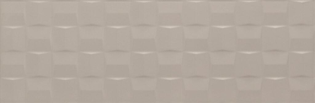 POTTERY SILVER STRUTTURA CUBE 3D 25X76