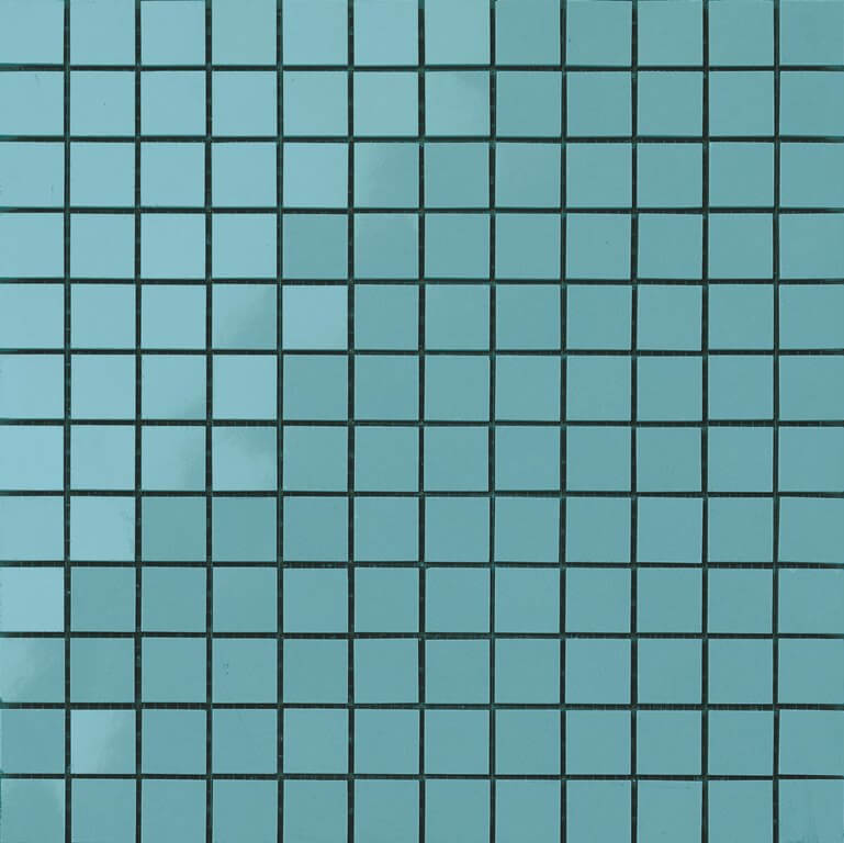 POTTERY TURQUOISE MOSAICO 30X30