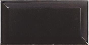 METRO BLACK MATT 7.5X15