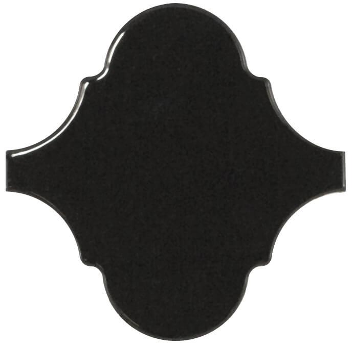 ALHAMBRA BLACK 12X12