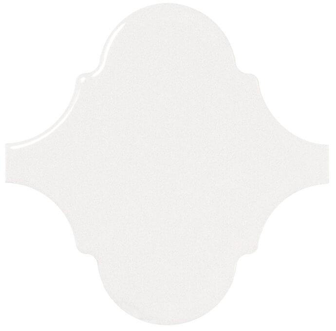 ALHAMBRA WHITE 12X12