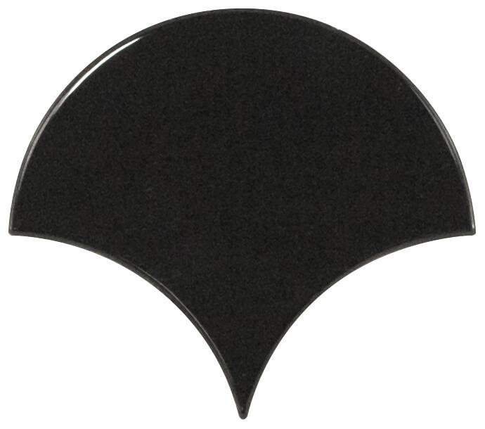 FAN BLACK 10,6X12