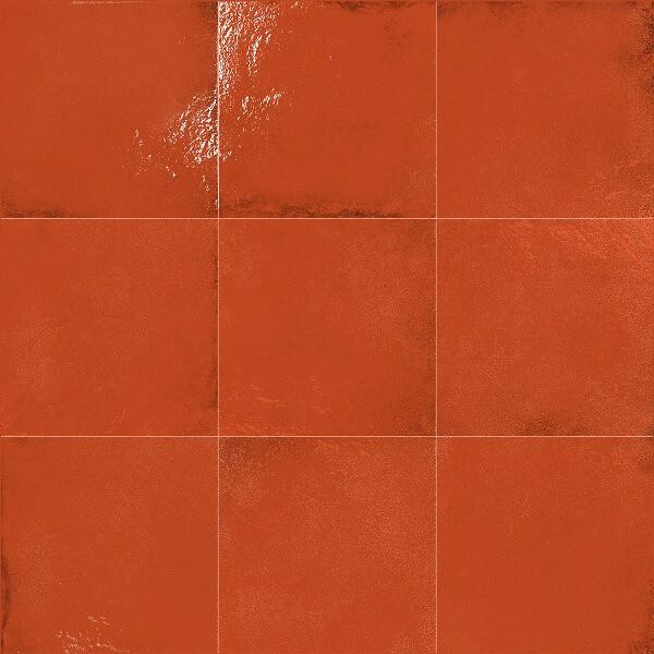Vietri Rosso 22x22